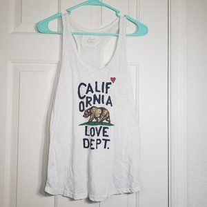 Reflex California tank top